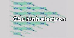 Bài 5: Cấu hình electron