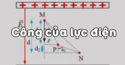 Bài 4: Công của lực điện