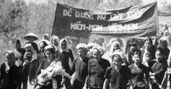 Bài 21: Xây dựng xã hội chủ nghĩa ở miền Bắc, đấu tranh chống đế quốc Mĩ và chính quyền Sài Gòn ở miền Nam (1954-1965)