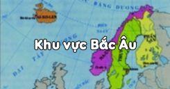 Bài 56: Khu vực Bắc Âu