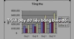 Bài 9: Trình bày dữ liệu bằng biểu đồ