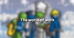 Unit 8: The world of work