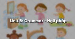 Grammar Practice Unit 4 - Unit 5