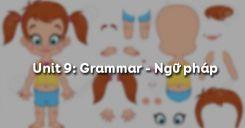 Unit 9: Grammar - Ngữ pháp