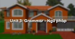 Unit 3: Grammar - Ngữ pháp