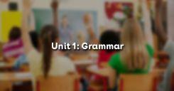 Unit 1: Grammar - Ngữ pháp