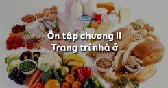 Bài 15: Cơ sở của ăn uống hợp lý
