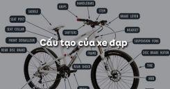 Bài 2: Cấu tạo của xe đạp