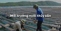 Bài 50: Môi trường nuôi thủy sản
