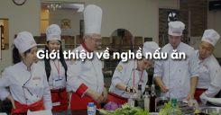 Bài 1: Giới thiệu về nghề nấu ăn