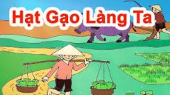 Tập đọc: Hạt gạo làng ta