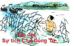 Tập đọc: Sự tích lễ hội Chử Đổng Tử