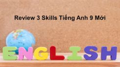 Review 3 - Skills