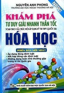 Tư duy giải nhanh thần tốc Hóa học - Nguyễn Anh Phong