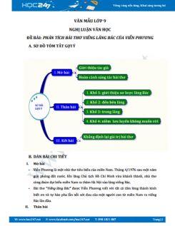 Phân tích bài thơ Viếng lăng Bác của nhà thơ Viễn Phương