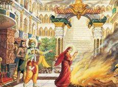 Soạn văn 10 Ra-ma buộc tội tóm tắt