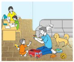 Unit 1 Tiếng Anh lớp 12: Home life - Đời sống gia đình