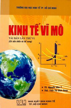 Giáo trình Kinh tế vĩ mô - TS. Nguyễn Như Ý và ThS. Trần Thị Bích Dung