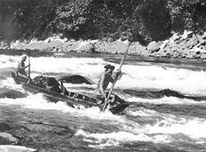 Soạn văn 12 Người lái đò sông Đà tóm tắt