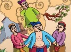 Soạn văn 12 Hồn Trương Ba, da hàng thịt tóm tắt