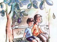 Soạn văn 11 Hai đứa trẻ tóm tắt