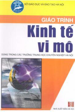 Giáo trình Kinh tế vi mô - NXB Hà Nội