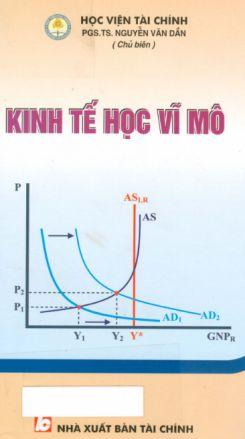 Giáo trình Kinh tế học vĩ mô - PGS.TS. Nguyễn Văn Dần