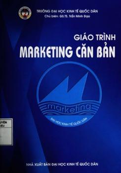 Giáo trình Marketing căn bản - GS. TS. Trần Minh Đạo
