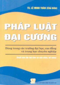 Ebook Pháp luật đại cương - TS. Lê Minh Toàn