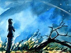 Soạn văn 9 Những ngôi sao xa xôi tóm tắt