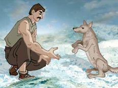 Soạn văn 9 Con chó Bấc tóm tắt