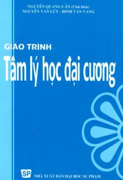 Giáo trình Tâm lý học đại cương - GS.TS. Nguyễn Quang Uẩn