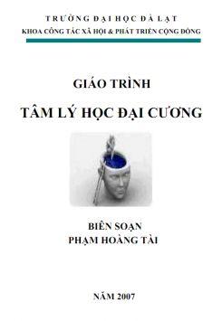 Giáo trình Tâm lý học đại cương - Phạm Hoàng Tài