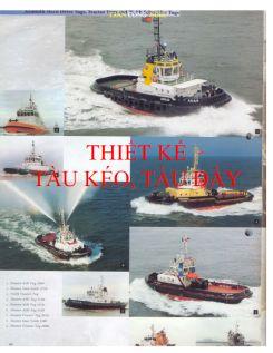 Giáo trình Thiết kế Tàu kéo ,Tàu đẩy