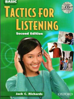 Luyện Nghe - Tactics for Listening
