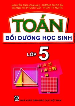 Toán bồi dưỡng học sinh lớp 5 - Nguyễn Áng