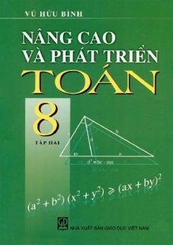 Nâng cao và phát triển toán 8 tập 2 - Vũ Hữu Bình